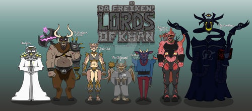 The Lords of Khan