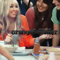 orangeSummer ACTION by strongstorm