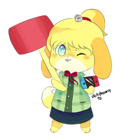 Isabelle by KitKat-s
