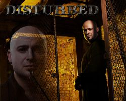David Draiman - Indestructible by mincus38