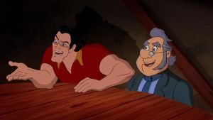 Beauty and The Beast - Gaston's Old Man by Trackforce
