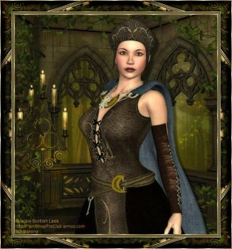 Wiccan Priestess by Jackie-Scottish-Lass