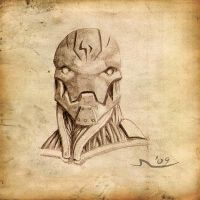 Standard Warforged by MisterAozame