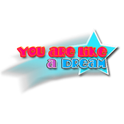 You are a dream PNG by aboutnileydesings