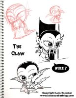 The Claw 'Chibi' by LuisEscobar