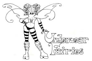 Underwear Fairies by Kalyandra