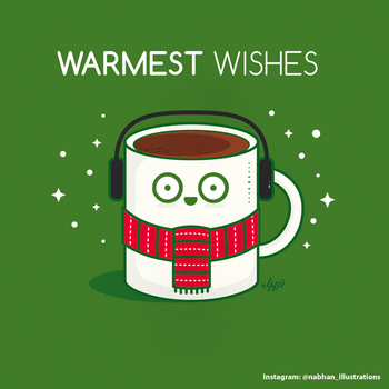 Seasons Greetings and Warmest Wishes by NaBHaN