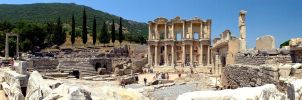 Ephesus by M-Hutcheson