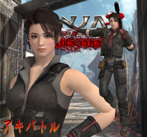 NG3RE Mizuki McCloud (Updated) by SSPD077 by SSPD077