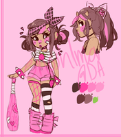 Girl Gang Sketch Adopt Auction - closed (pp only) by enoshlma