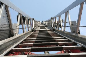 Up the Rungs... by TheRealThalion