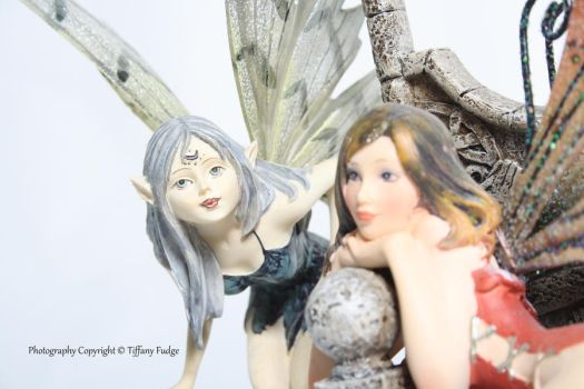 Fairies' Gossip by Fudge-Photography