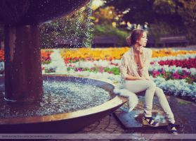 Fountain of Hope IV by cherrilady