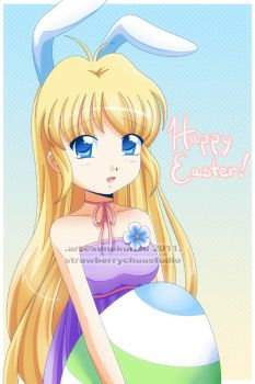 Happy Easter 2011 by xenokurisu
