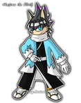 Hajime the Wolf by MouseKnap