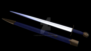 Vinceslas Sword Model by SanjurjoT