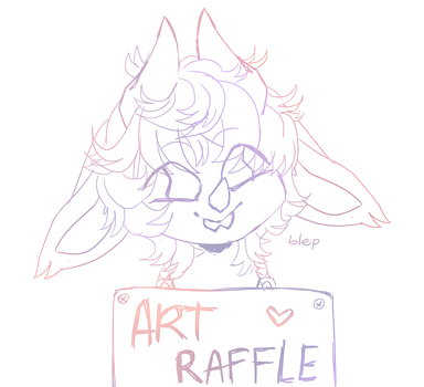 Art Raffle! in the description by TaeToy