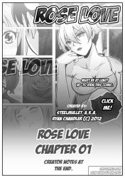 ROSE LOVE CHAPTER 01 by Steelmullet