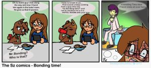 The Sz Comics - pokemon: bonding time by zSnowfilez