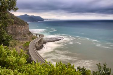 Seacliff Bridge by jaydoncabe