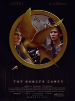 The Hunger Games Movie Poster by Ardawling