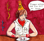 Silent Hill 3 15th Anniversary by VHSzombie