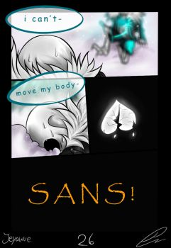 [ENG] Ch.3 pg.26 - UNDERVIRUS by Jeyawue