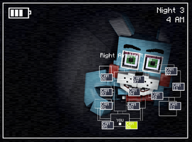 Five Nights at Freddy's 2 The Vents[minecratified] by RubinTheThird