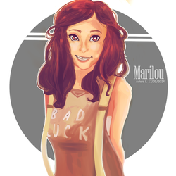 - marilou - by SuperAdele