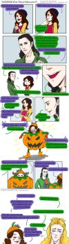 Tasertricks - This is Halloween VI by riotfaerie