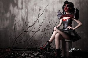 'Blood Noir' - 6 by erwintirta