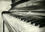 Piano, Detailed. by 0stargazer0