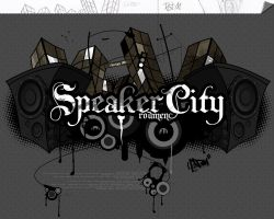 SpeakerCity by rodmen