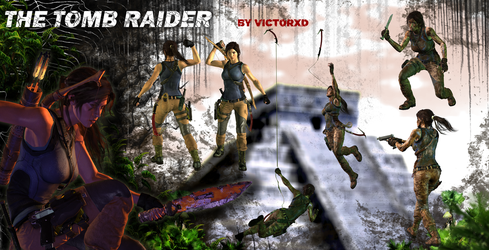 [SOTTR] - The Tomb Raider (fan mod) by ViCt0RXD
