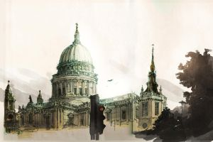 St.paul cathedral by PinGponG83