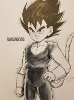 Kid Vegeta plus video by Mark-Clark-II