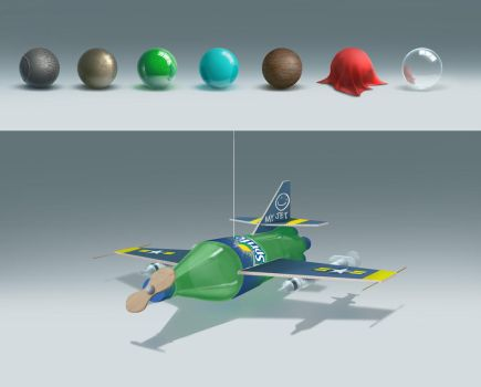 Material Rendering by Seivo