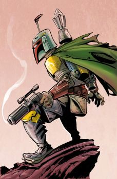 I'm Boba the Fett by 3nrique