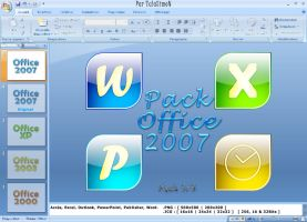 Pack Office 2007 by TulaSimoN