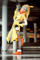 FF X-2 - smile by AlBhedNika