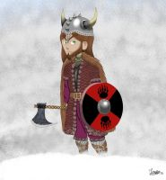Viking Jonas by Jonas-D