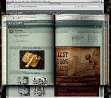 Lost Book Screenshot by james119