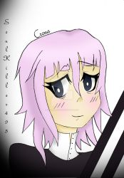 Crona Colored by SoulKiller495