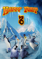 Happy Feet 3 poster by Shaymin-Lea