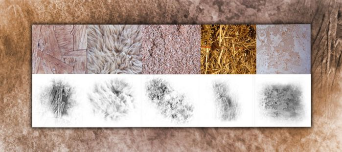 Texture+Brushes: Grunge by CGCookie