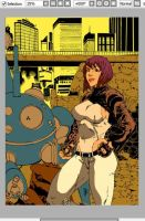 GITS color WIP by AJthe90skid