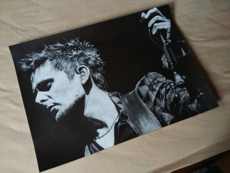 Matthew Bellamy by Joan95