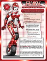 RUBI (v002) - Cycloid Tech Specs by laughingvulcan