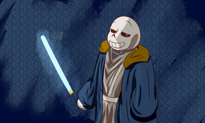 May the 4th of Sans Be With You by DeadIshael