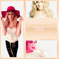 Pack PNG de Martina Stoessel by Lichu-editions